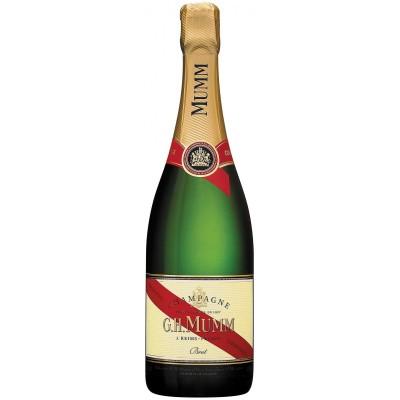 Champagne MUMM Cordon Rouge Botella 37,5 cl