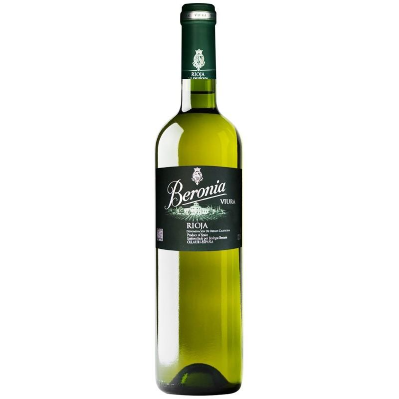 Beronia Blanco Viura Joven Botella 75cl