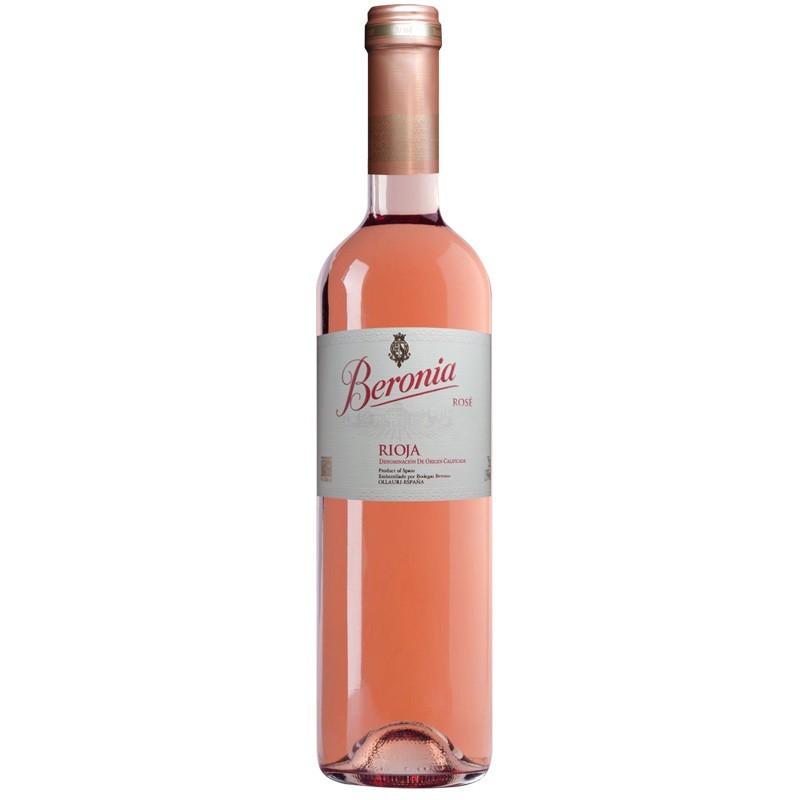Beronia Rosé Joven Botella 75cl