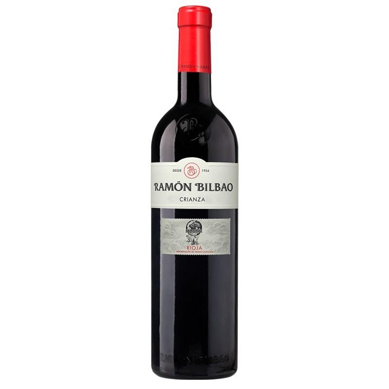 Ramón Bilbao Tinto Crianza  Botella 75cl