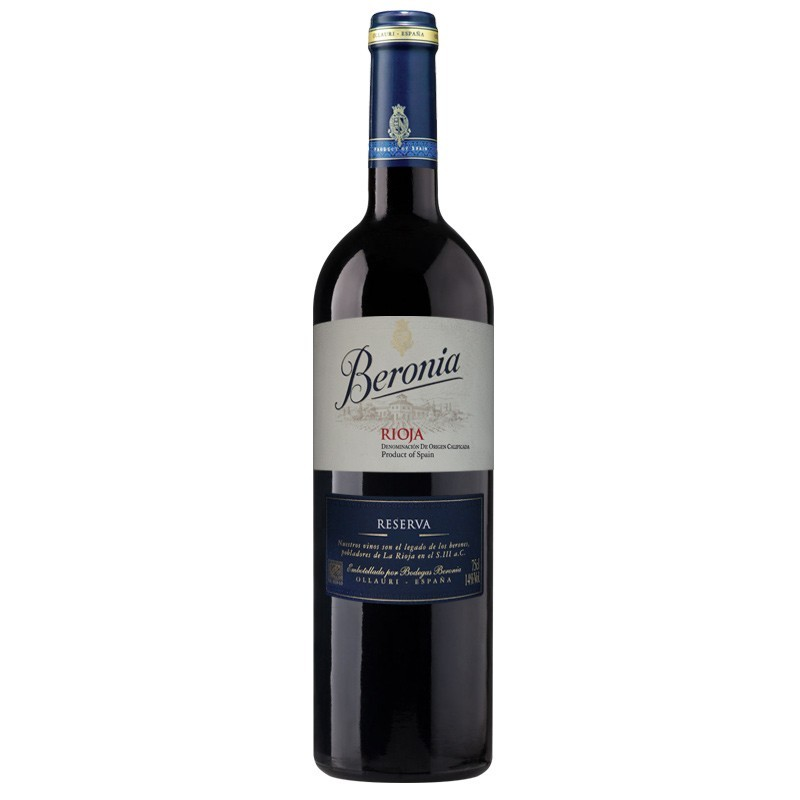 Beronia Tinto Reserva Botella 75cl